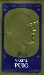 2014 Topps Heritage Baseball Cards 34