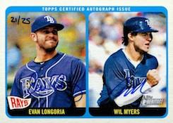 2014 Topps Heritage Baseball Cards 47