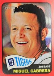 2014 Topps Heritage Baseball Cards 29