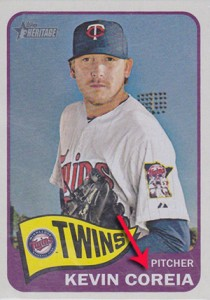 2014 Topps Heritage Baseball Variation Short Prints and Errors Guide 195