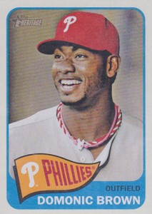 2014 Topps Heritage Baseball Variation Short Prints and Errors Guide 103