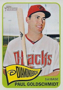 2014 Topps Heritage Baseball Variation Short Prints and Errors Guide 116