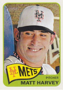 2014 Topps Heritage Baseball Variation Short Prints and Errors Guide 137