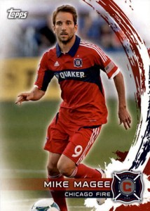 2014 Topps MLS Variation Short Prints Guide 1