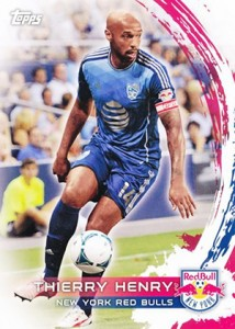 2014 Topps MLS Variations 100 Thierry Henry