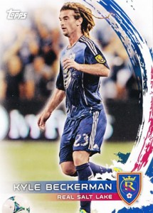 2014 Topps MLS Variation Short Prints Guide 8
