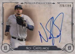 2014 Topps Museum Collection Baseball Cards 22