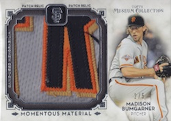 2014 Topps Museum Collection Baseball Cards 28