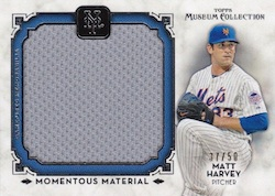 2014 Topps Museum Collection Baseball Cards 9