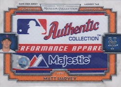 2014 Topps Museum Collection Baseball Cards 32