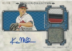 2014 Topps Museum Collection Baseball Cards 34