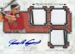 2014 Topps Museum Collection Baseball Cards 17