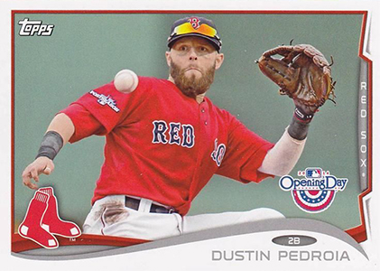 2014 Topps Opening Day Baseball Variations Guide 4