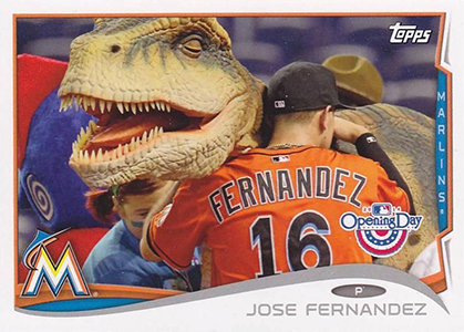 2014 Topps Opening Day Baseball Variations Guide 16