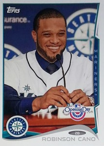2014 Topps Opening Day Baseball Variations Guide 44
