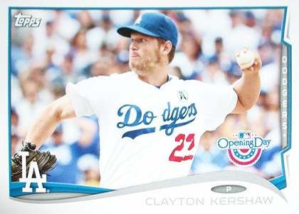 2014 Topps Opening Day Baseball Variations Guide 12