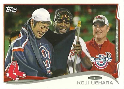 2014 Topps Opening Day Baseball Variations Guide 8