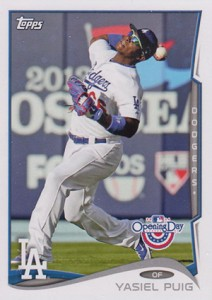 2014 Topps Opening Day Baseball Variations Guide 48