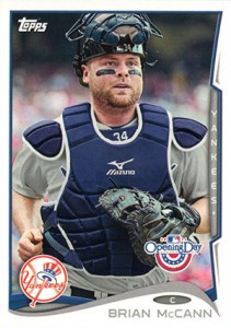 2014 Topps Opening Day Baseball Variations Guide 27
