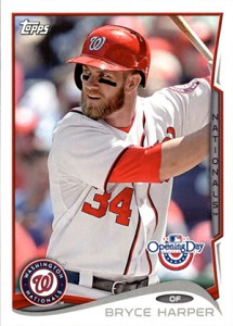 2014 Topps Opening Day Baseball Variations Guide 45