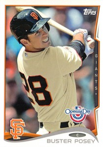 2014 Topps Opening Day Baseball Variations Guide 35