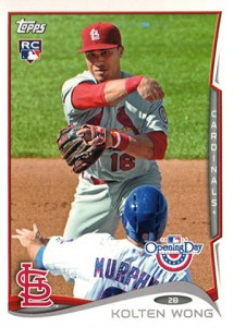 2014 Topps Opening Day Baseball Variations Guide 29