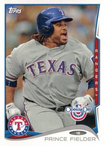 2014 Topps Opening Day Baseball Variations Guide 25