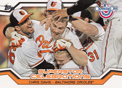 2014 Topps Opening Day Baseball Cards 30