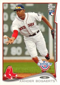 2014 Topps Opening Day Baseball Variations Guide 39