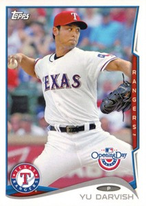 2014 Topps Opening Day Baseball Variations Guide 33