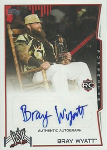 2014 Topps WWE Autographs Gallery and Guide 2