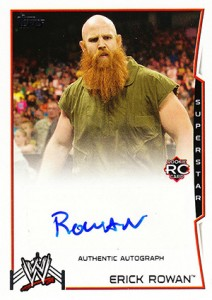 2014 Topps WWE Autographs Gallery and Guide 3