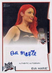 2014 Topps WWE Autographs Gallery and Guide 11