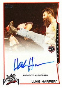 2014 Topps WWE Autographs Gallery and Guide 13