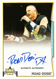 2014 Topps WWE Autographs Gallery and Guide 7