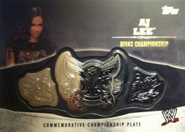 2014 Topps WWE Championship Belts Guide  26