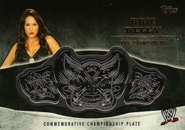 2014 Topps WWE Championship Belts Guide  29