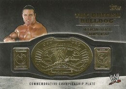 2014 Topps WWE Championship Belts Guide  11