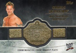 2014 Topps WWE Championship Belts Guide  6