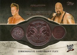 2014 Topps WWE Championship Belts Guide  24