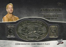 2014 Topps WWE Championship Belts Guide  14