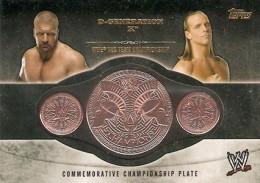 2014 Topps WWE Championship Belts Guide  21