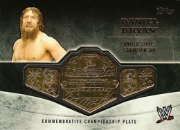 2014 Topps WWE Championship Belts Guide  16