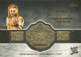 2014 Topps WWE Championship Belts Guide  9