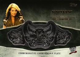 2014 Topps WWE Championship Belts Guide  27