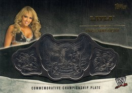 2014 Topps WWE Championship Belts Guide  30