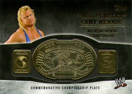 2014 Topps WWE Championship Belts Guide  15
