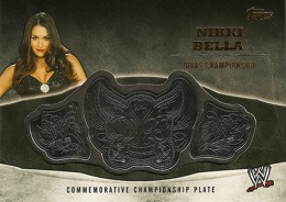 2014 Topps WWE Championship Belts Guide  28