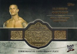 2014 Topps WWE Championship Belts Guide  7