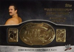 2014 Topps WWE Championship Belts Guide  13